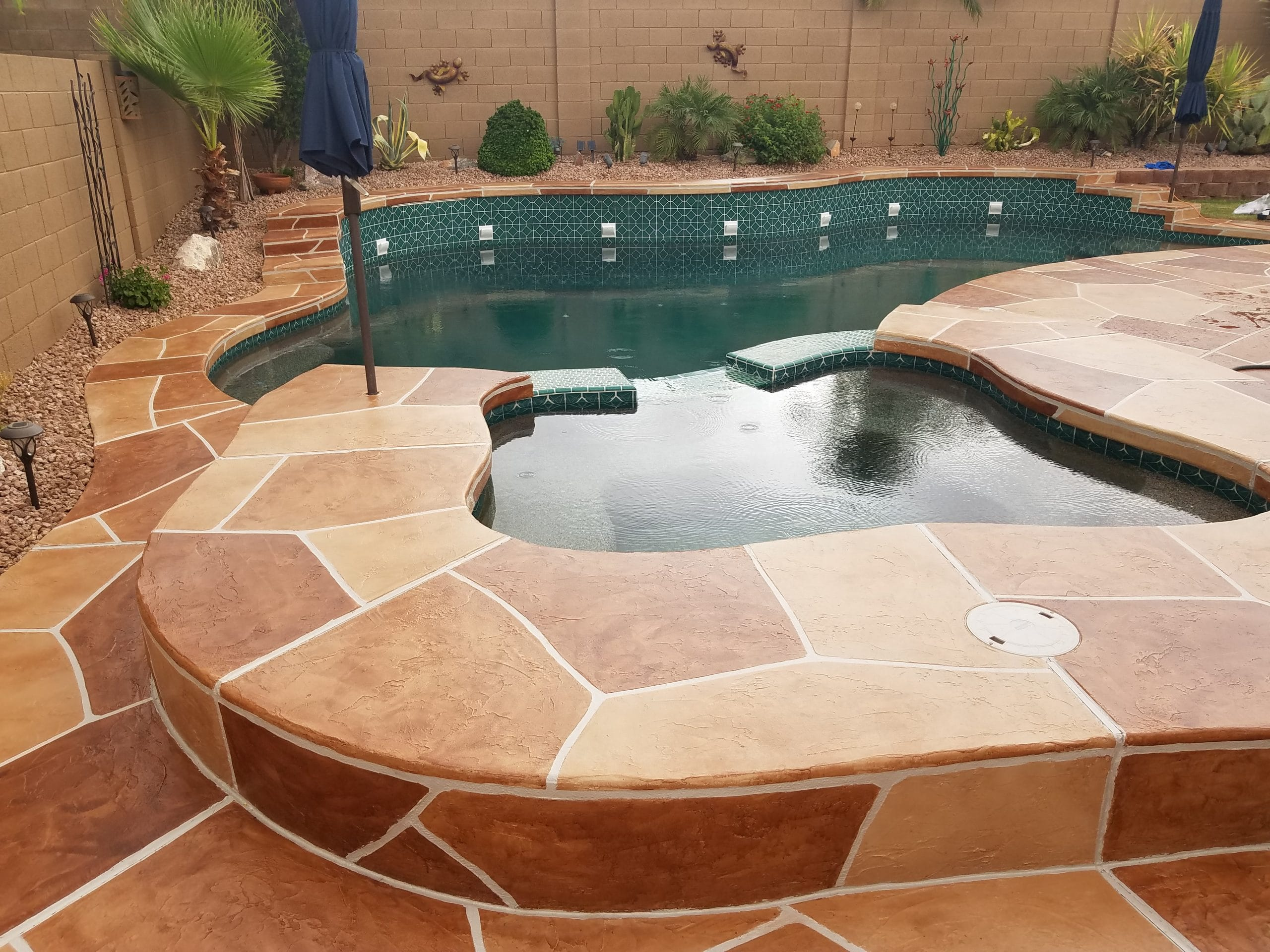 Pool-Deck-flagstone-resurface